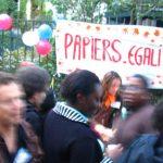 les travailleurs sociaux face à l'injustice sociale de la «non citoyenneté» des personnes «sans papiers»….