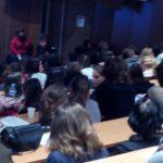 Etudiants, Formateurs et professionnels ensemble à Nantes (Rezé) pour s'informer sur les projets de refonte des formations