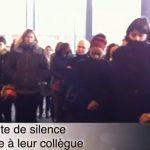 Disparition de notre collègue éducateur le 21 mars 2015 à Nantes : le recueillement…