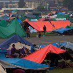 Au Népal, les travailleurs sociaux et les étudiants sont en première ligne avec les secours