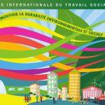 21 mars, la journée internationale du Travail Social..  Le HCTS présente ses travaux, son site internet et son identité visuelle