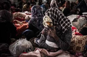 Réfugiées
