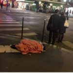 Les SDF ne sont pas à l'abri de la triche. 12 d'entre-eux sont morts dans la rue à Paris depuis le 1er janvier…