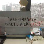 Une nouvelle grève aux ASH / Les aides sociales des Département «s'effritent» / Un avis pour prévenir les ruptures des jeunes de l'ASE