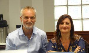 Silvana Martinez  élue présidente de la Fédération Internationale du Travail Social