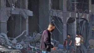 Gaza IFSW