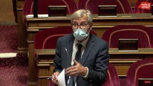 Rene Paul Savary senateur sur sanctions RSA