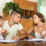 parents enfants conflit